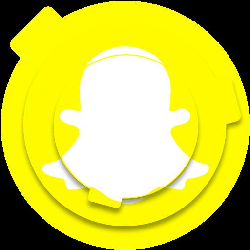 Snapchat Social Media Icon at Vectorifiedcom  Collection