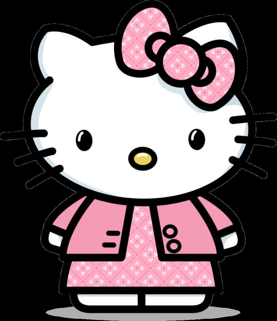Mamá Decoradora Hello Kitty PNG descarga gratis