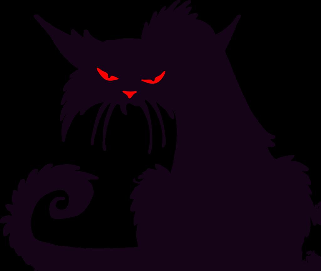 Sketchcat Clip Art Of Grumpy  Angry Cat Clip Art  Png