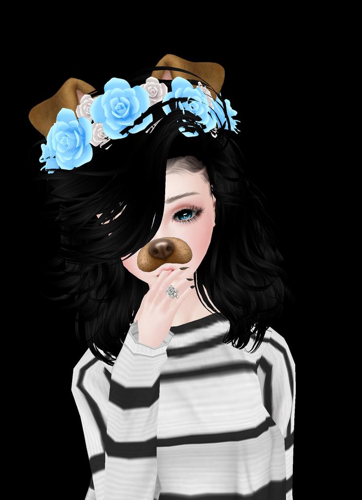 ser que ta fofo  imvu  Pinterest  Avatar Girl cartoon