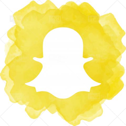 Snapchat Aesthetic Logo Blue  2021