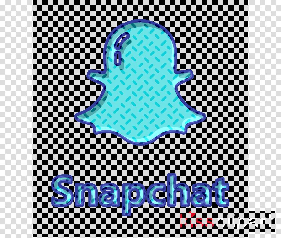 Cute Snapchat Logo  aesthetic caption