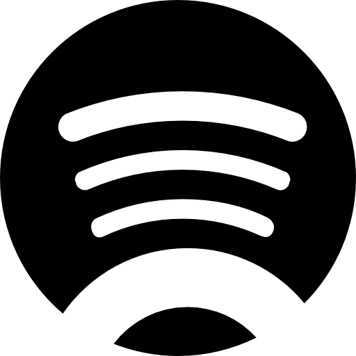 Spotify logo  Free music icons
