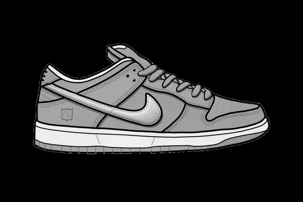 Converse clipart hip hop shoe Converse hip hop shoe