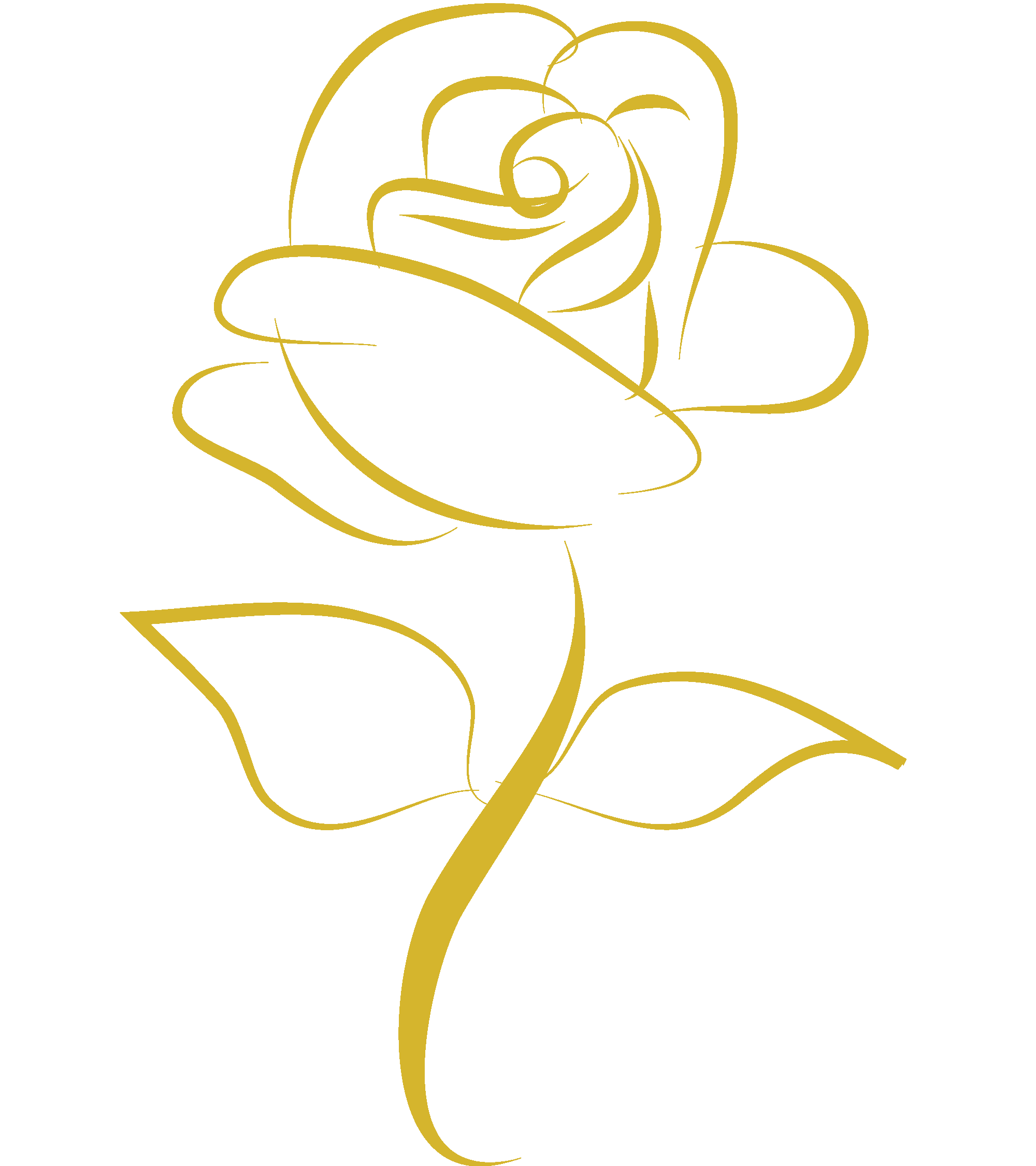 gold rose clipart 20 free Cliparts | Download images on ... - Beautiful Black and White Roses