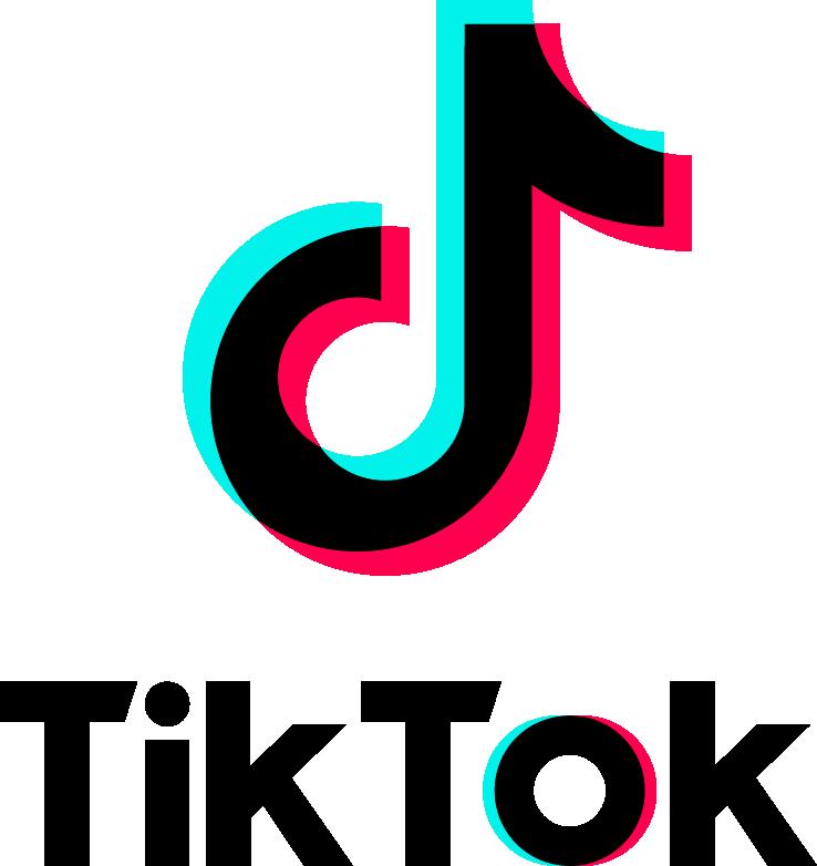 2d Artist  Tik Tok Logo Png Clipart  Full Size Clipart
