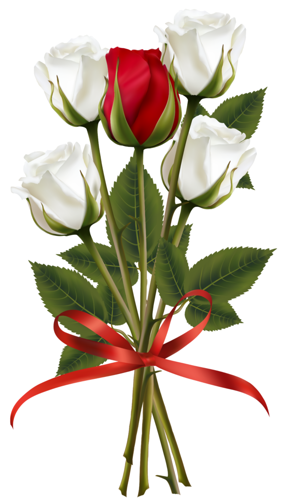 White Rose Clipart  Free download on ClipArtMag