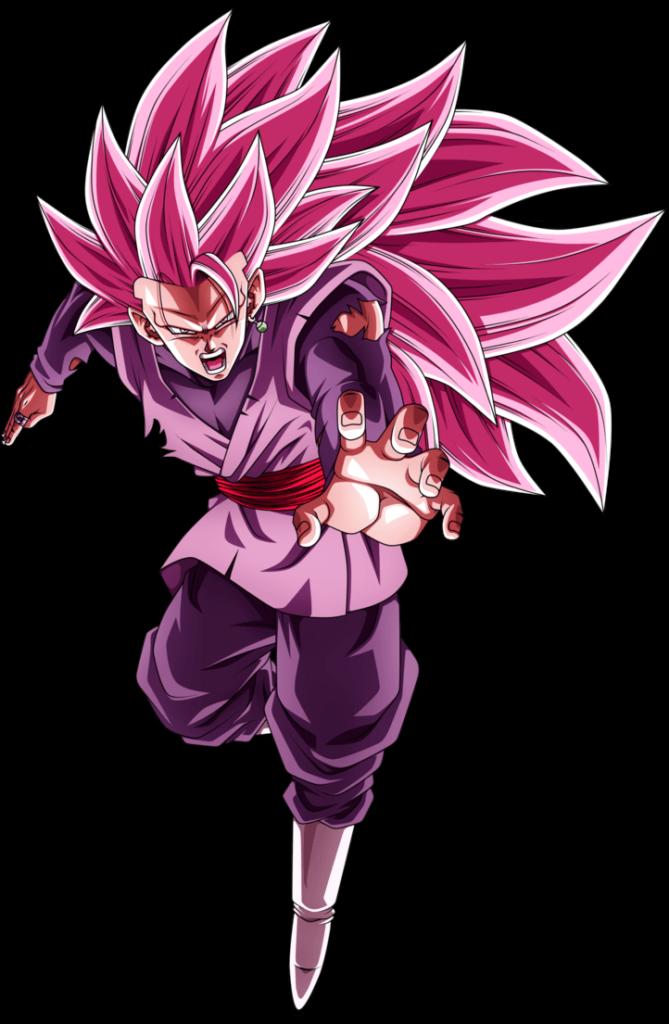 Goku Super Saiyan God Rosé Wallpapers  Wallpaper Cave