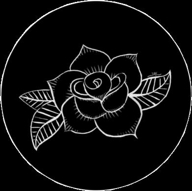 rose roses black white blackandwhite aesthetic colorsar