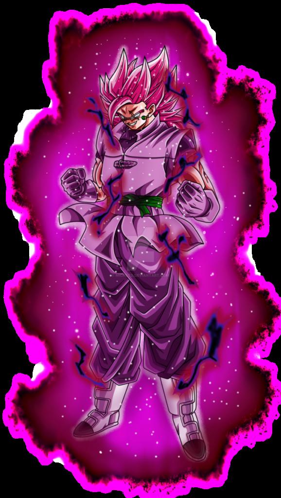 Black Kenzuran SSJ Rose by Michsto  Anime dragon ball