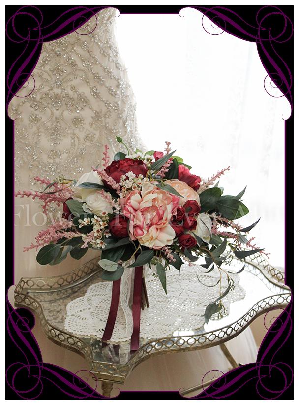 Elsie  Gorgeous Artificial Bridal Bouquets  Packages