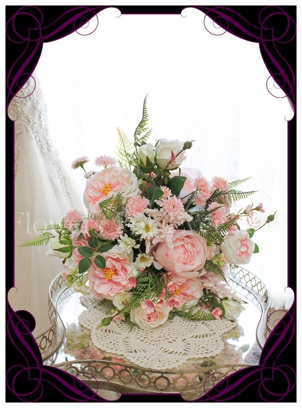 Shelley Bridal Bouquet  Artificial Bridal Bouquets  Silk