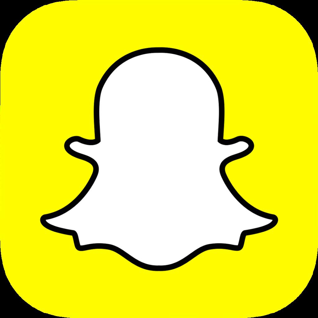 Snapchat Logo Clipart  Social Media Icons Png Snapchat