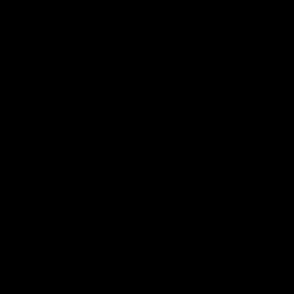 Black Logo Snapchat Filled Png