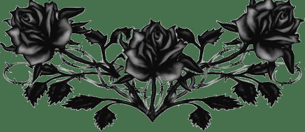 ForgetMeNot black roses