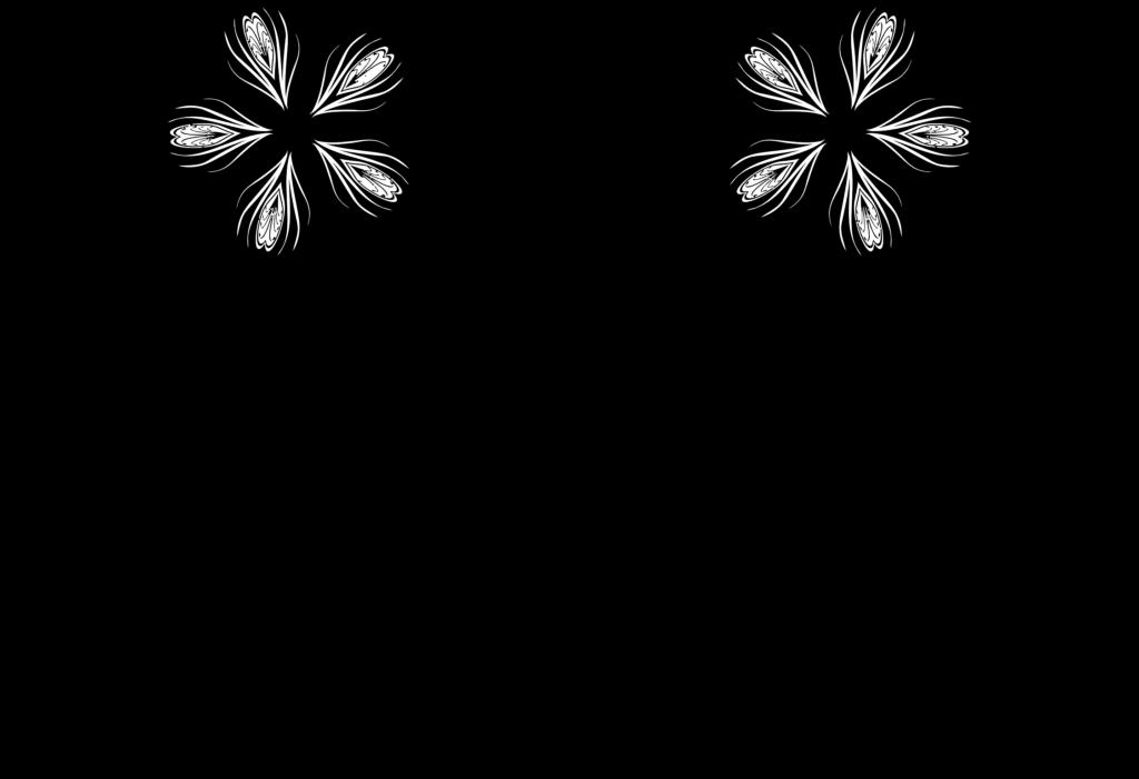 Silhouette Flower Designs at GetDrawings  Free download