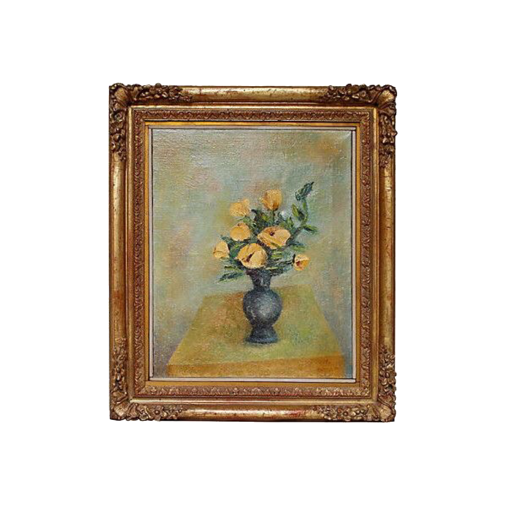 Pin by gia on pngs  Antique oil painting Painting Oil