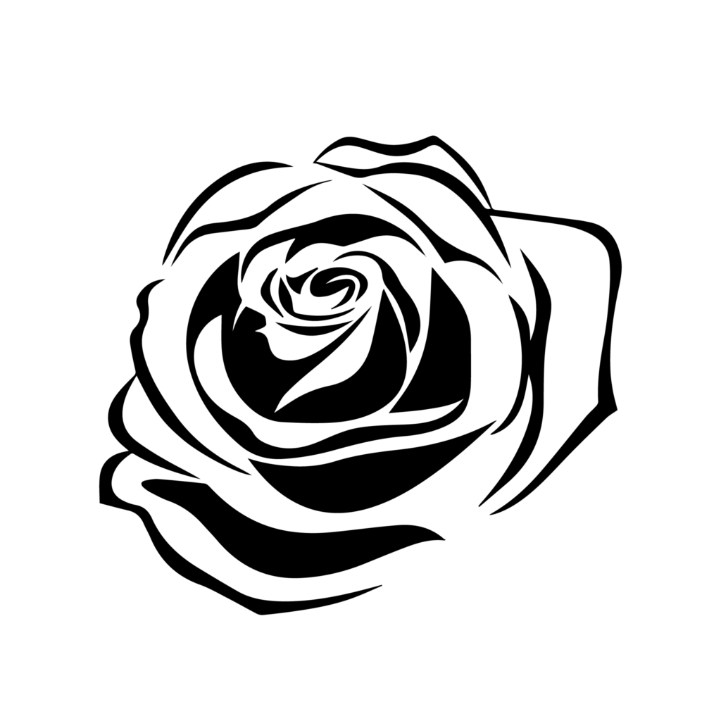 Rose Tattoo Png  Free Rose Tattoopng Transparent Images