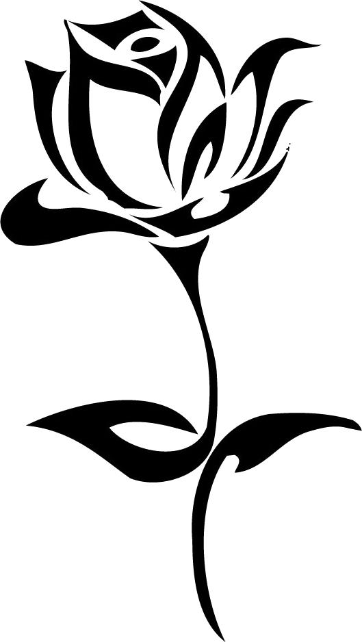 White Rose Clip Art  Clipartsco