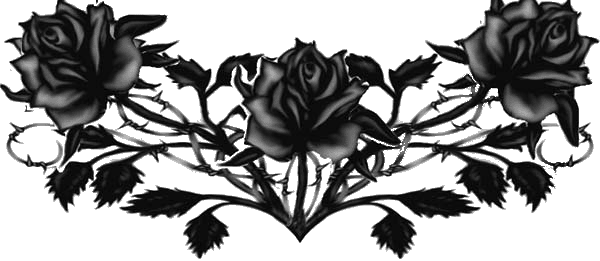 Gothic Tattoos PNG Transparent Images  PNG All  Black
