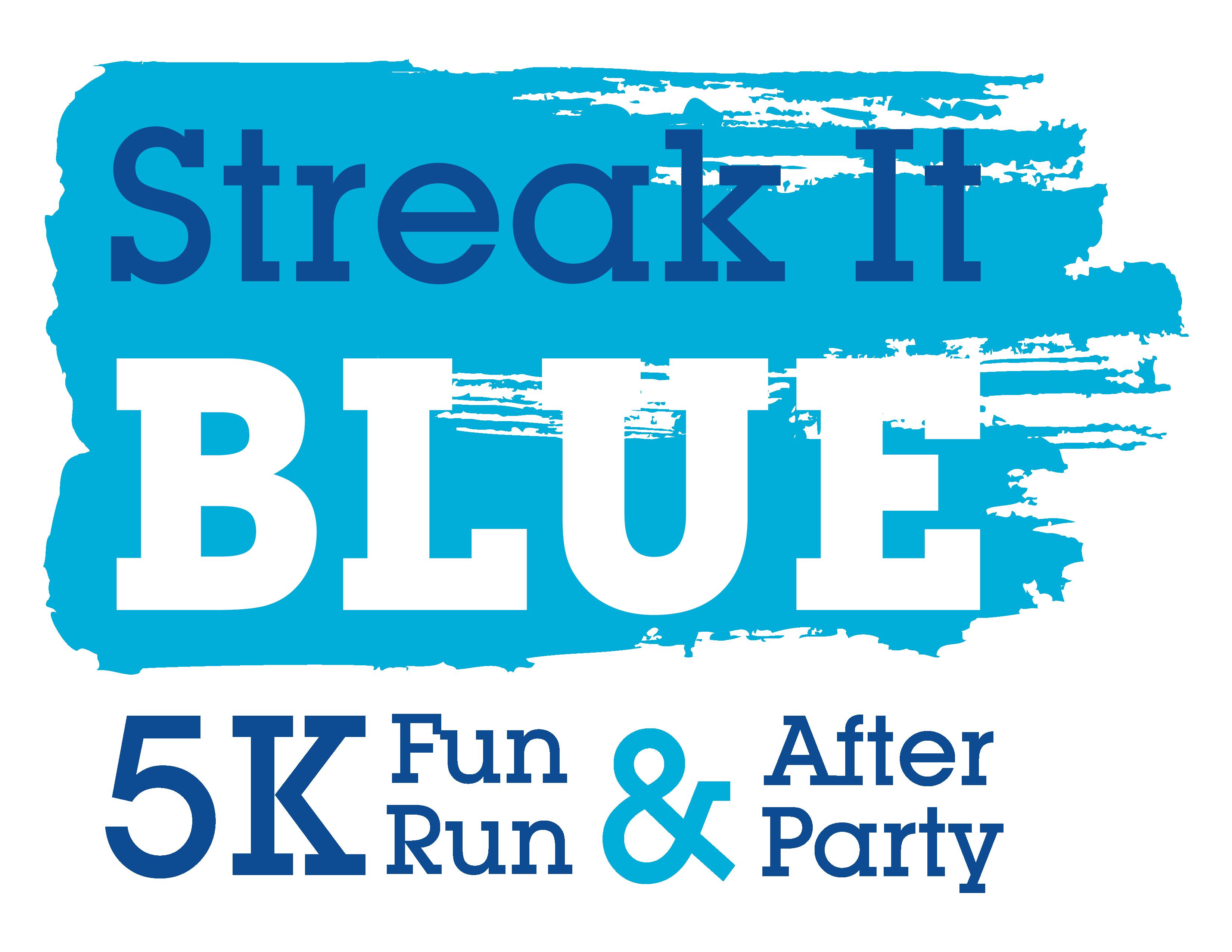 Sandals Foundation - Blue Streak Logo