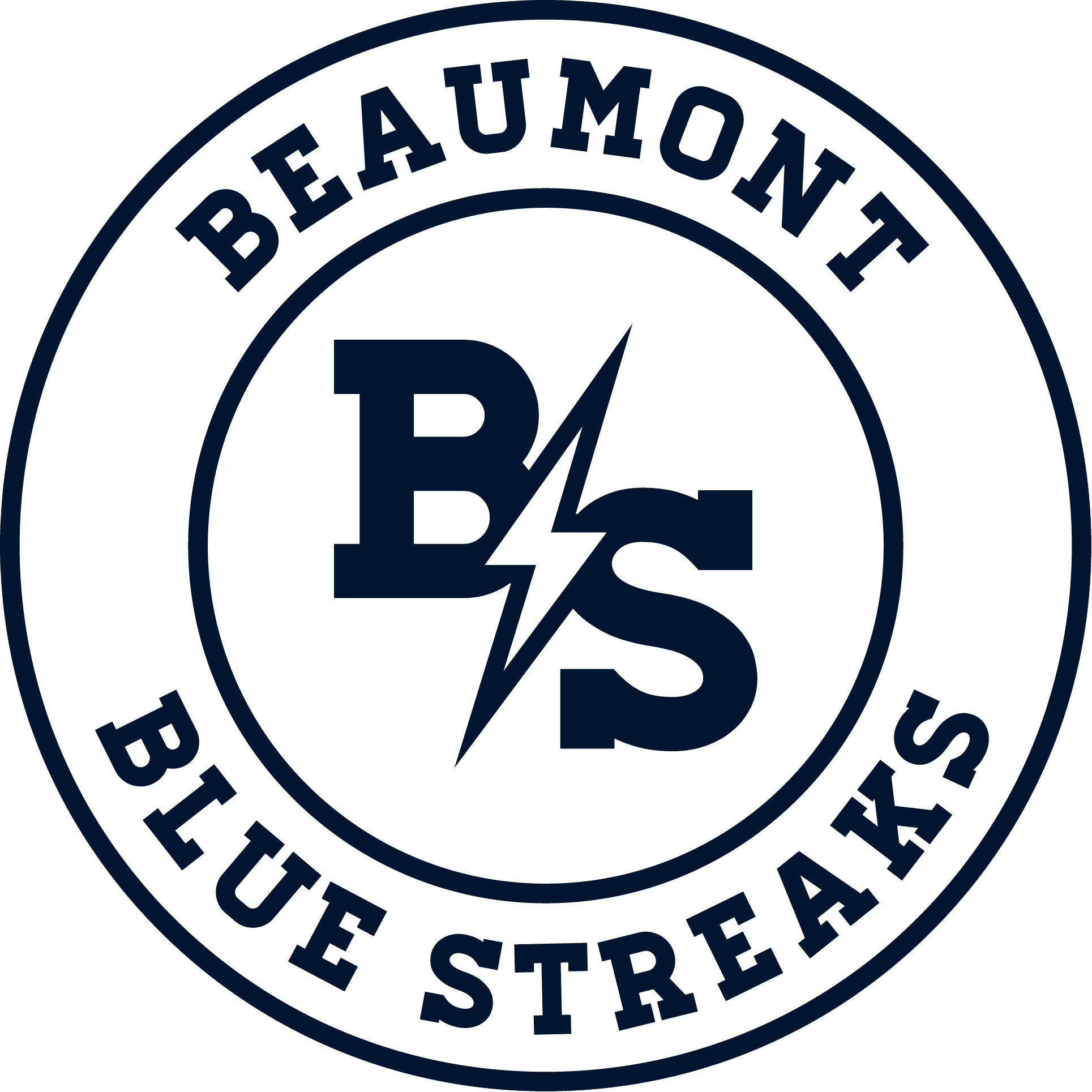 Schedule – Cleveland Heights Tigerss - Cleveland Heights, OH - Blue Streak Logo