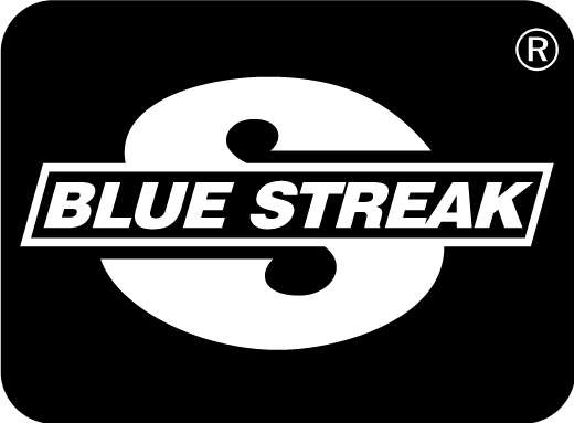 Blue Streak logo Free Vector  4Vector