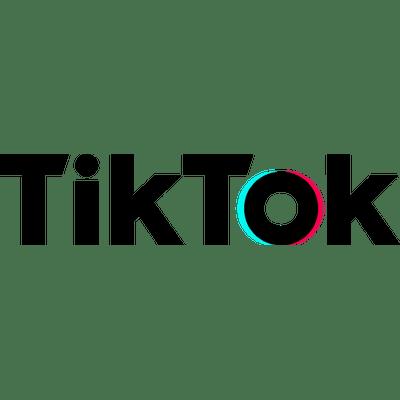 Tiktok Font Png  hot tiktok 2020