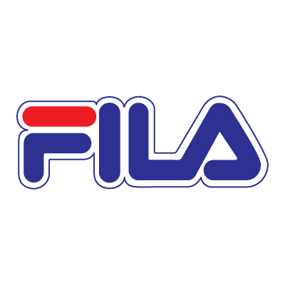 Fila Clothing logo vector in EPS AI CDR free download