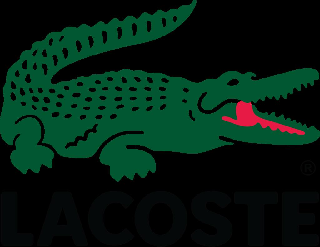 Lacoste  Company logos and names Clothing logo