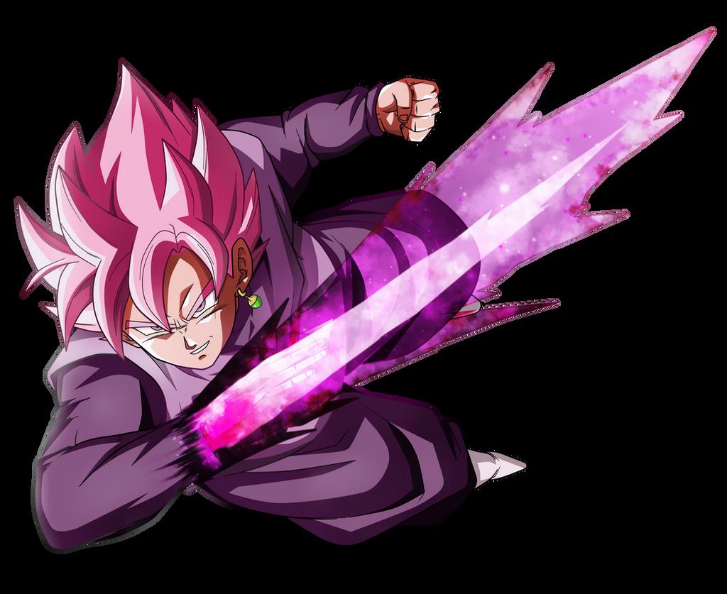 Black Goku Ssj Rose by Koku78 on DeviantArt