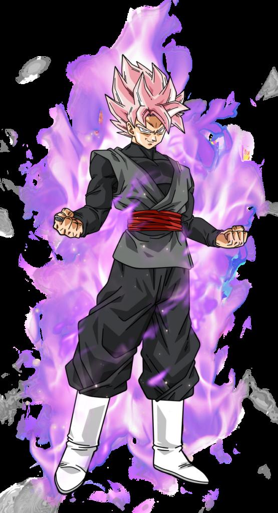 Black Goku super saiyan rose by BardockSonic on DeviantArt