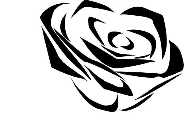 Rose Logo by GALAXYEMPRESS101 on DeviantArt