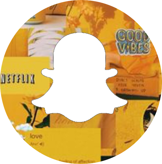 Aesthetic Snapchat logo in 2020  Snapchat logo Cute