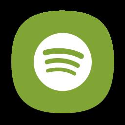 Spotify Icon  Cute Social 2014 Iconset  DesignBolts