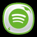 Spotify Icon  Cute Social Iconset  DesignBolts