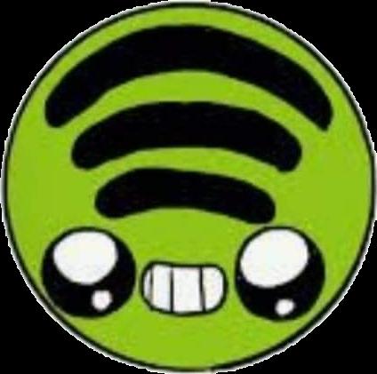 spotify kawaii cute  Sticker by Mediha