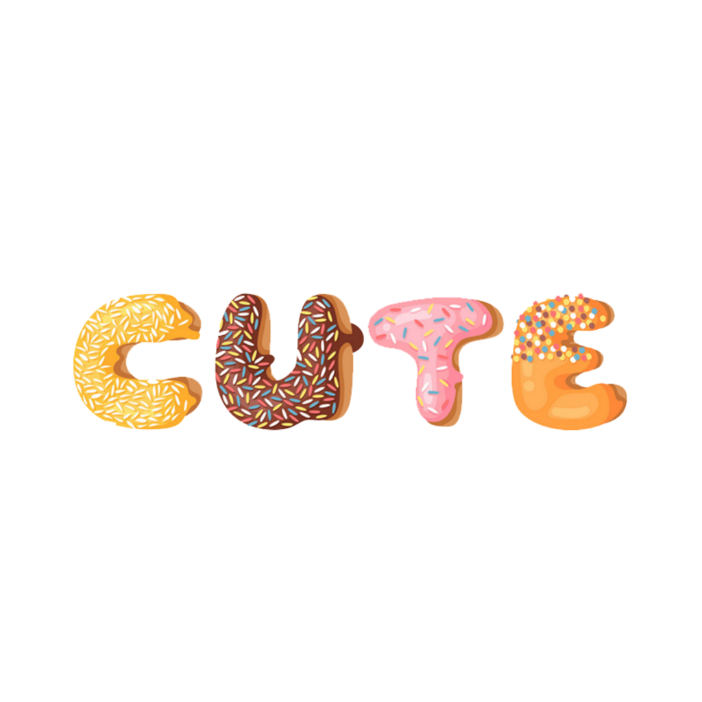 Cute Tiktok Logo Pink