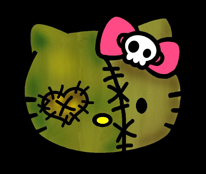 Evil Hello Kitty Drawings