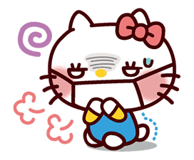 SANRIO CHARACTERS2 Cartoons  LINE Stickers  LINE STORE
