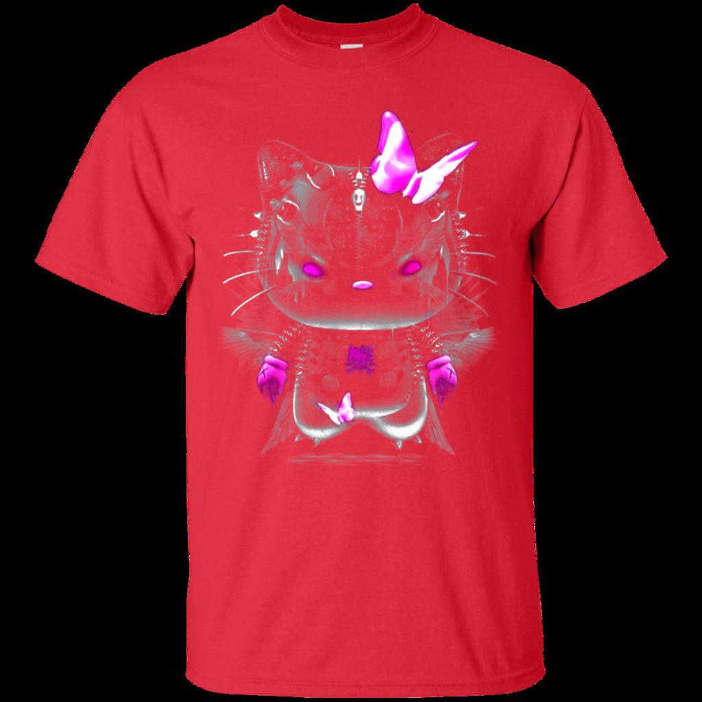 Evil Hello Kitty  TeeSmiley