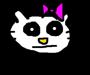 Evil HelloKitty  Drawception