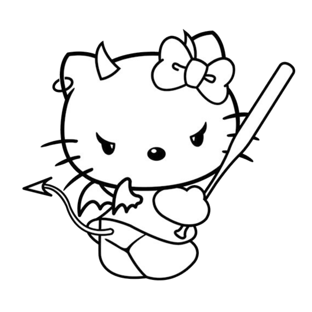 Cute Devil Drawing  Free download on ClipArtMag