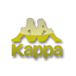 Kappa yellow Vector Icons free download in SVG PNG Format