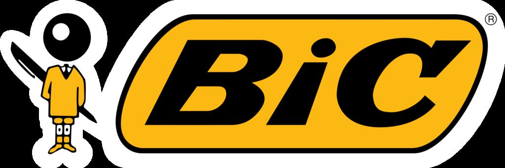 Bic logo  Bic pens Bic