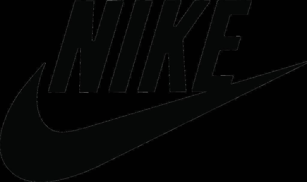Library of nike logo black image download png files