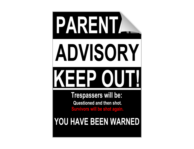 MySoti  devingfielduk  Parental Advisory  Keep Out