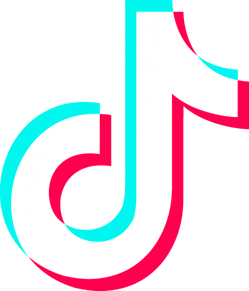Tik Tok Logo Musically png image  Ojos para imprimir