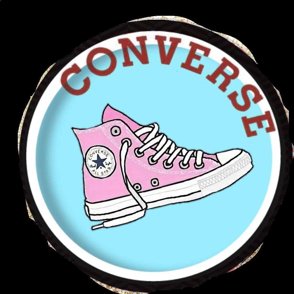 converse shoes sticker awesome shoe brand shoebrand