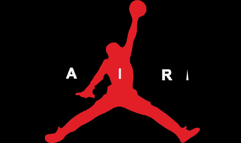 Air Jordan Jumpman Logo Vector Free Vector Silhouette